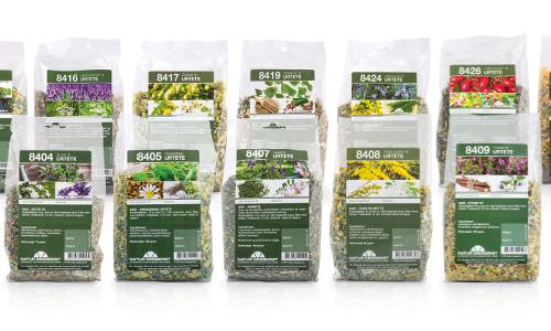 The 84 Series - a bunch of great teas!